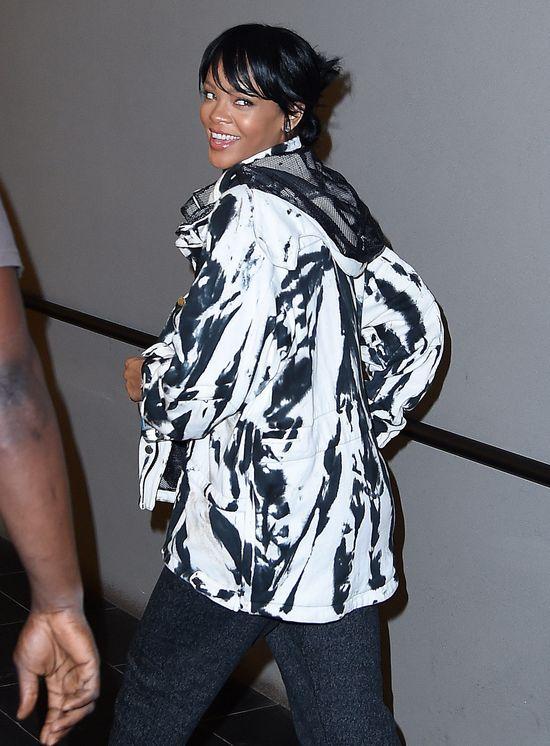Rihanna rozpoczyna współpracę z Pumą? (FOTO)