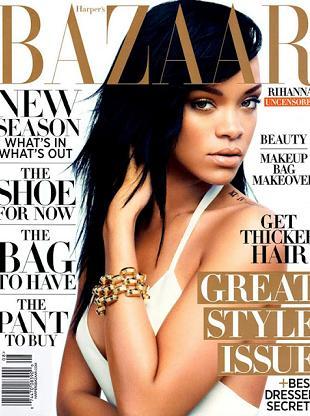 Rihanna projektuje dla River Island!
