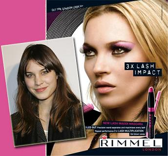 Rimmel nie rezygnuje z Kate Moss