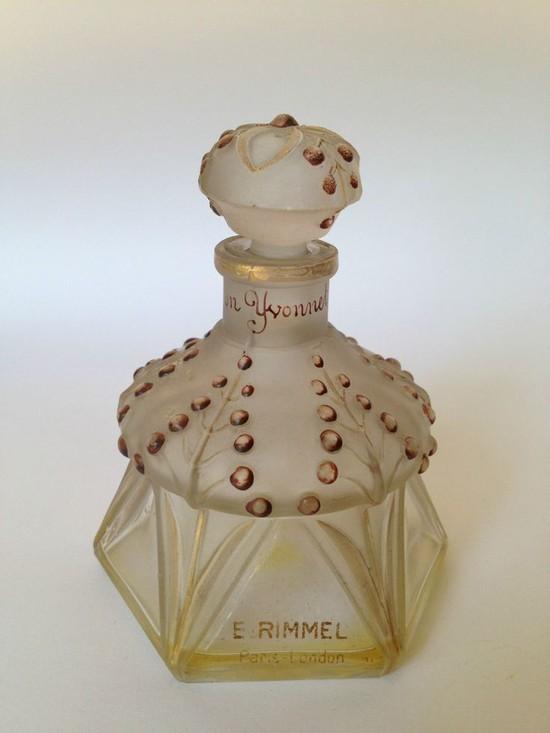 Historia kosmetyków i marek: Rimmel