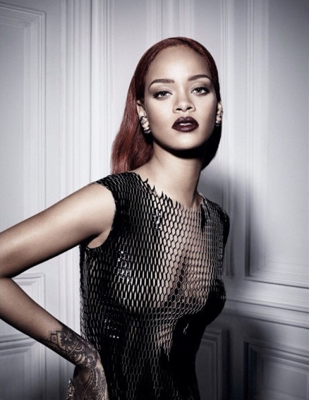 Rihanna ponownie dla Diora (FOTO)
