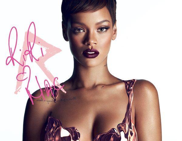 Już jest! Rihanna w kampanii MAC