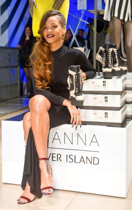 Riri w Rihanna for River Island (FOTO)