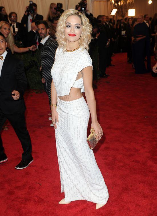 Rita Ora stworzy kolekcję dla Rimmel London (FOTO)