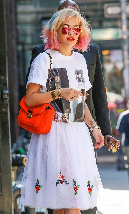 Rita Ora zaprojektuje dla Adidasa (FOTO)