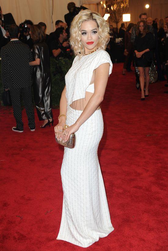 Rita Ora pokazała swój nowy tatuaż (FOTO)