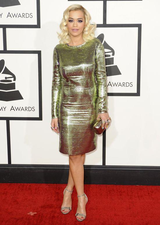 Najlepsze kreacje gali Grammy 2014 (FOTO)