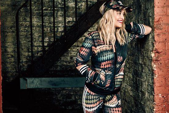 Rita Ora dla Adidas Originals - nowa kolekcja! (FOTO)