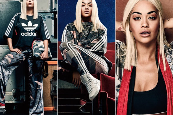 Rita Ora dla Adidas Originals nowa kolekcja! (FOTO)   Zeberka