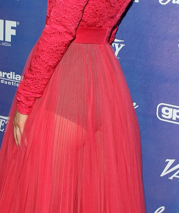 Krysten Ritter w sukni Christian Dior
