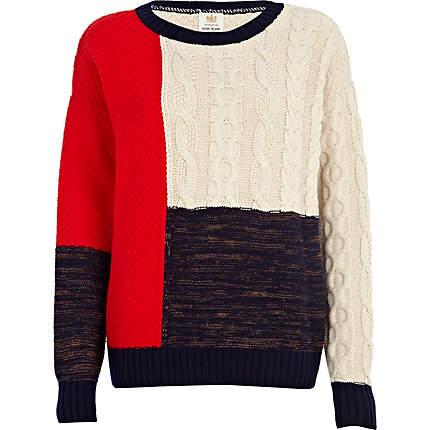 River Island - przegląd swetrów na sezon jesień-zima 2013/14