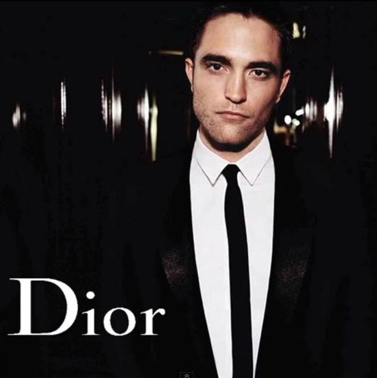 Robert Pattinson dla Diora (FOTO+VIDEO)