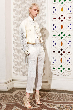 Roberto Cavalii Resort 2014