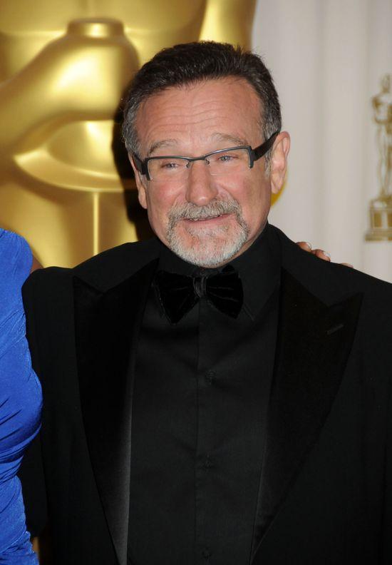 Tak Robin Williams nabijał się z modowej wpadki Kardashianki