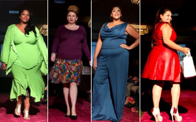 Rock Your Curves Fashion Show, czyli pokaz w wydaniu xxl