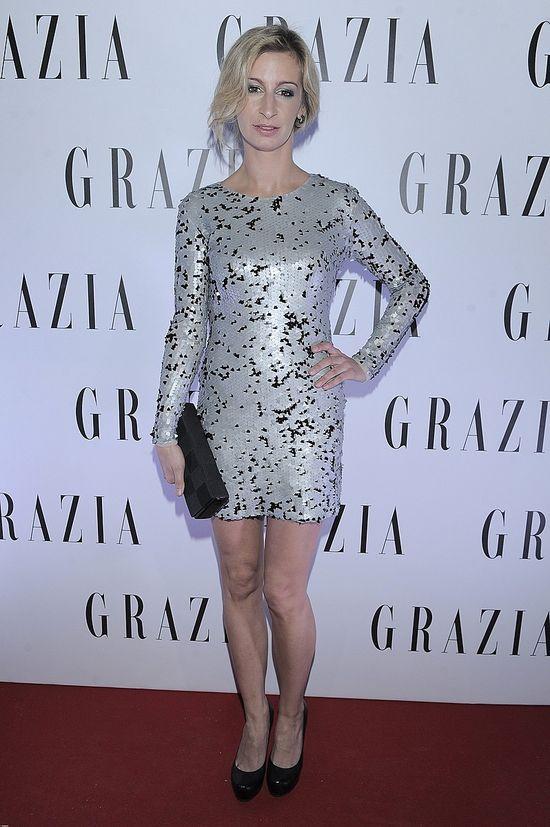 Eleganckie Śródka i Szejbal na imprezie magazynu Grazia