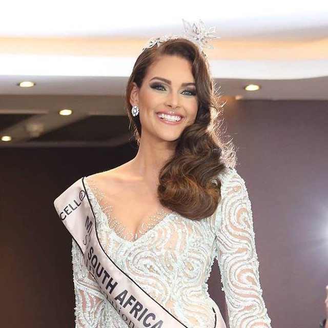 Rolene Strauss - Poznajcie Miss World 2014 (FOTO)