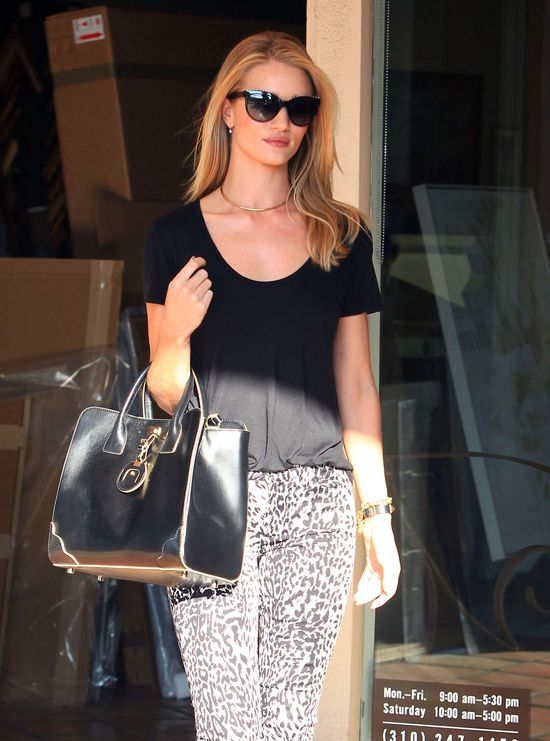 Jessica Hart vs. Rosie Huntington-Whiteley