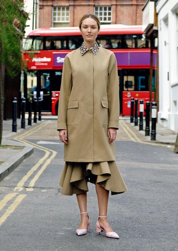 Givenchy - świetny lookbook Spring/Summer 2016 (FOTO)