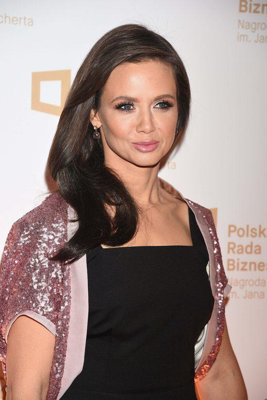 Kinga Rusin zrobiła swojej córce wieczorowy makijaż. Efekt? WOW!