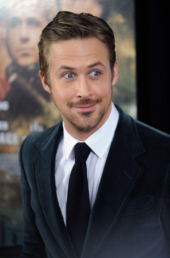 Coś dla prawdziwych fanek Ryana Goslinga... (FOTO)