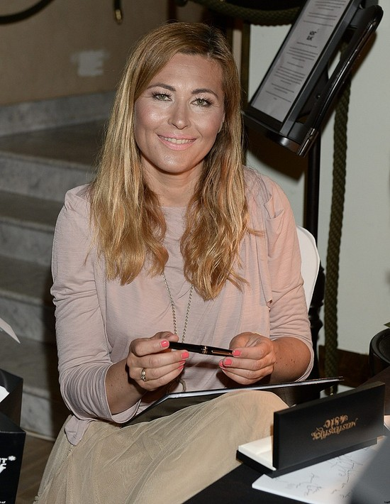 Beata Sadowska i jej era bronzera, czyli makijażowa wpadka