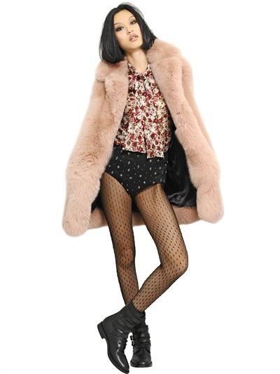 Karlie Kloss w futrze za 69 tys. zł dla Vogue'a (VIDEO)
