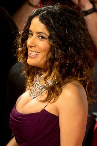 Salma Hayek w sukni Gucci Premiere (FOTO)