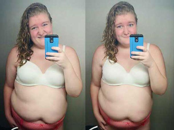 Usunęli jej konto na Instagramie, bo była za gruba! (FOTO)