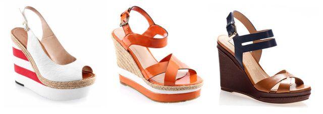 Ostatni dzwonek - kolorowe sandały (FOTO)