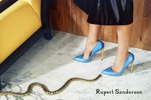Drapieżna wiosenna kampania Ruperta Sandersona (FOTO)