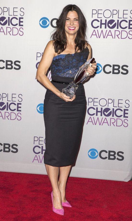 Sandra Bullock w Vera Wang