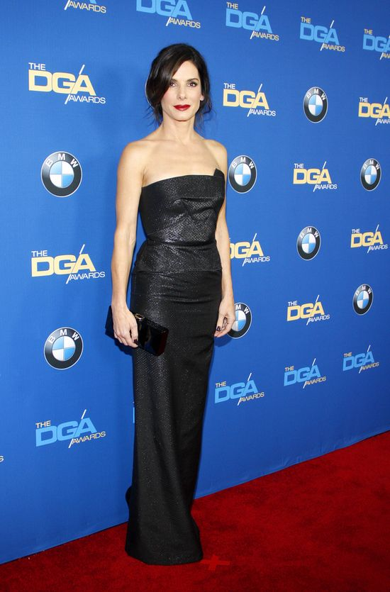Directors Guild of America Awards - Sandra Bullock