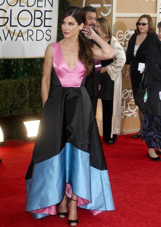 Sandra Bullock została najpiękniejszą kobietą na świecie!