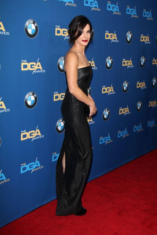 Kreacje gwiazd na gali Directors Guild of America Awards - Sandra Bullock