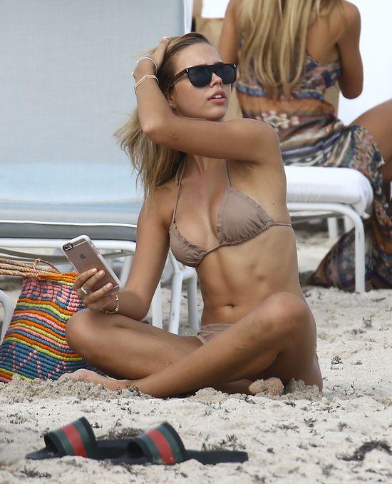 Polska modelka Victoria's Secret pokazała rozstępy (FOTO)