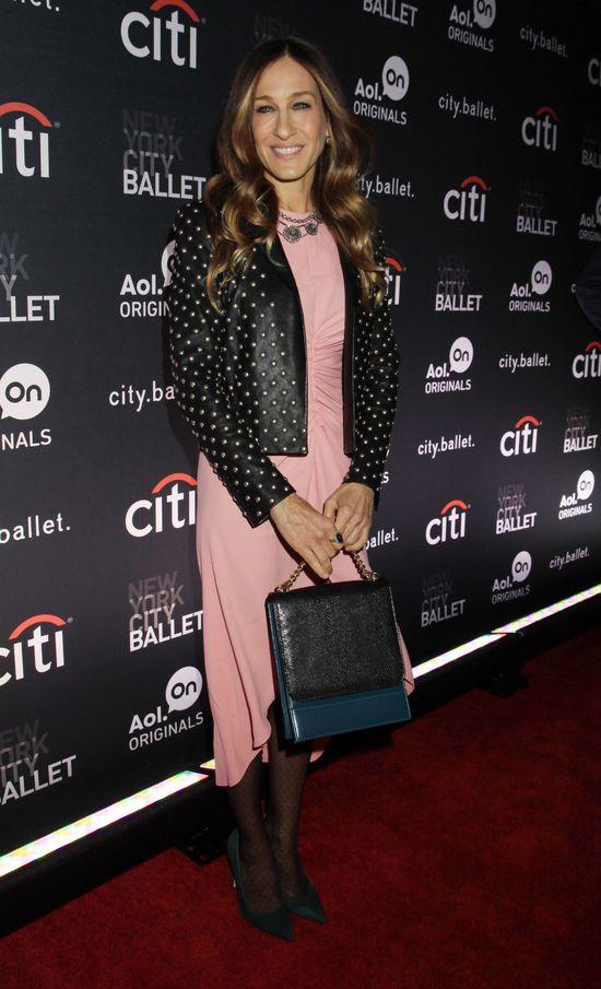 Sarah Jessica Parker w sukience Giles
