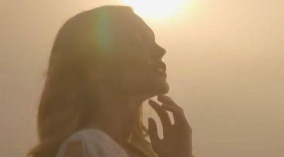 Sasha Pivovarova for Lolita Lempicka Elle L'aime