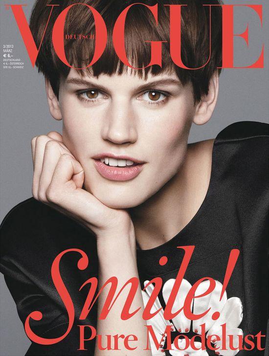 Lista 10. topmodelek 2013 roku według Vogue'a (FOTO)