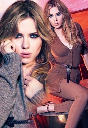 Scarlett Johansson dla Mango - nowe zdjęcia (FOTO)
