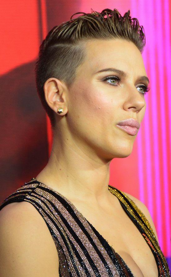 Zapomnijcie O Twarzowej Fryzurze Scarlett Johansson Teraz