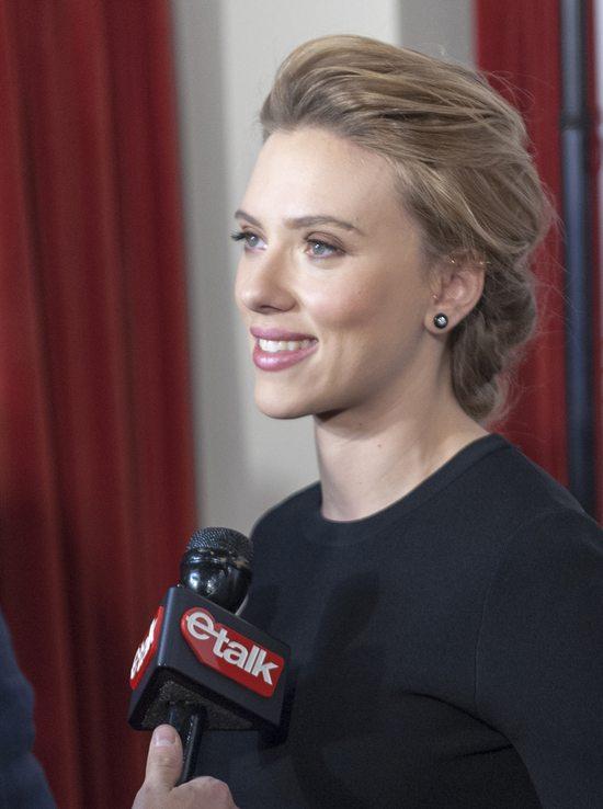 Dziewczęcy zestaw Scarlett Johansson (FOTO)