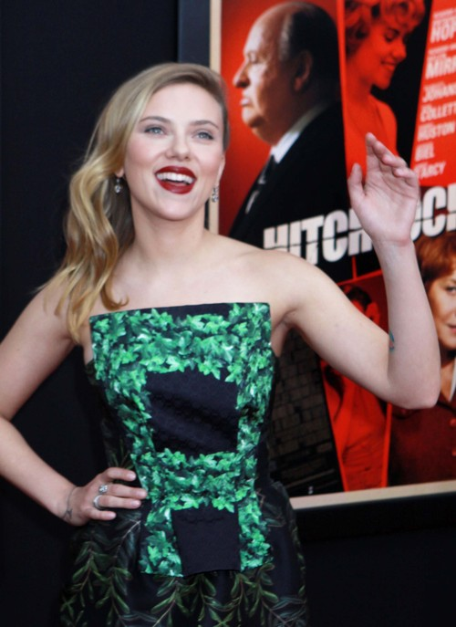 Scarlett Johansson w Rodarte (FOTO)