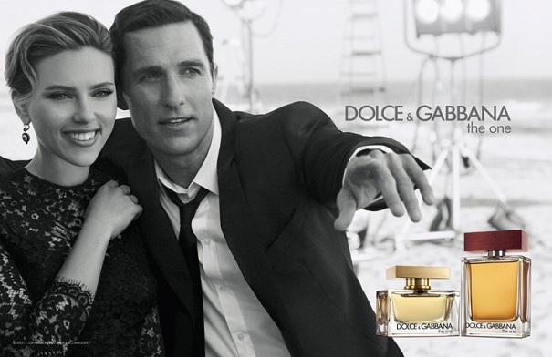 Scarlett Johansson i Matthew w kampanii Dolce&Gabanna