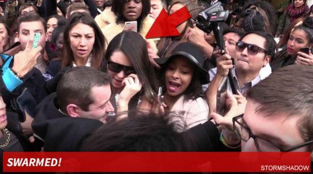 Dramat Kendall Jenner - została zaatakowana przez fanów!
