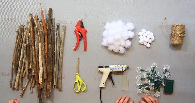 Świąteczne DIY - nowoczesna choinka [VIDEO]