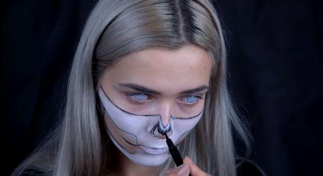 Przygotowania do Halloween czas zacząć - co powiecie na czaszkę?