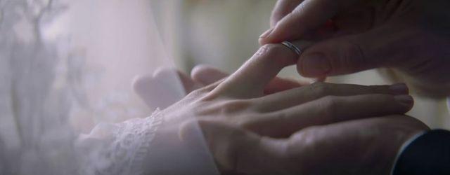 Podoba Wam się suknia ślubna Any z Nowego oblicza Greya? Zobaczcie więcej detali