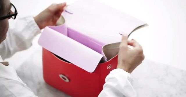 Jak powstają perfekcyjne torebki Diora? [VIDEO]