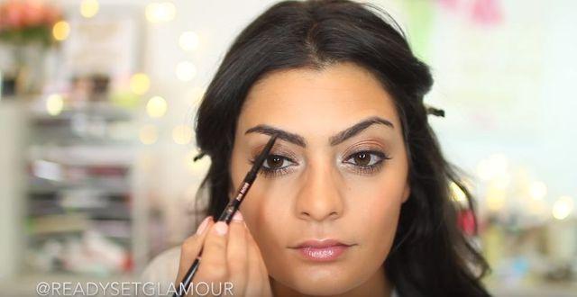 Makijaż i fryzura inspirowane pokazem Victoria's Secret